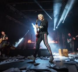 Концерт Дианы Арбениной и группы «Ночные Снайперы» 2020