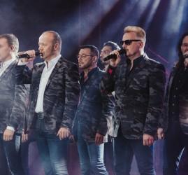 Концерт Хора Турецкого «Заряд на счастье» 2021