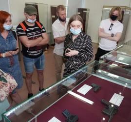 Выставка «От мушкета до автомата: из истории стрелкового оружия»
