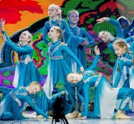Фестиваль детского творчества «Добрая волна» 2019