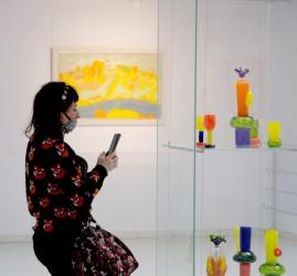 Выставка «Было солнце таким…»