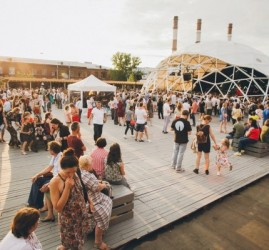 Фестиваль уличной культуры «MallOKO» 2021