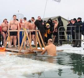 Крещенские купания в Казани 2019