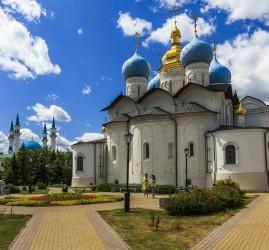 Открытие Кул Шарифа и Благовещенского собора 2020