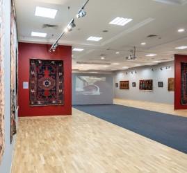 Выставка «Искусство ковра – эволюция смыслов»