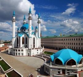 Музейная акция «Весна в Казанском Кремле» 2021