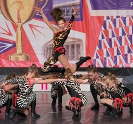 Соревнования по акробатическому рок-н-роллу онлайн 2020