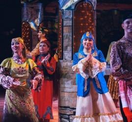 Театрализованное фольклорное шоу «KAZAN» 2021