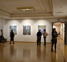 Выставка Зиннура Миннахметова «Хорошо!»