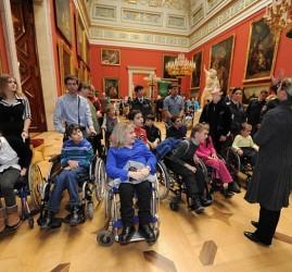Декада инвалидов в музее-заповеднике «Казанский Кремль»