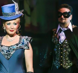 Оперетта «Принцесса цирка» 2018