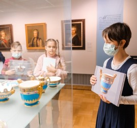 Детские и семейные интерактивные программы в Центре «Эрмитаж-Казань»