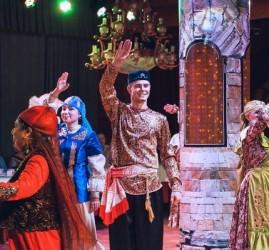 Театрализованное фольклорное шоу «KAZAN» 2019