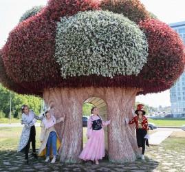 Цветочный фестиваль 2018