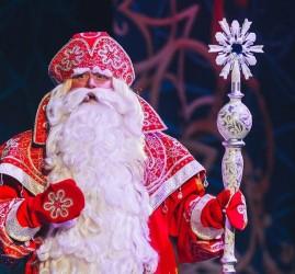 Новогоднее шоу «Лига зимних волшебников» 2021