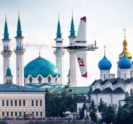 Гонка Red Bull Air Race 2019
