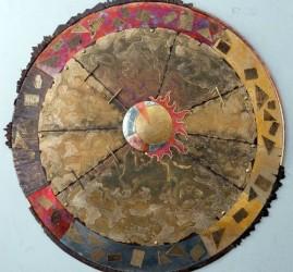 Выставка Рината Ахметова «Символы и традиции»