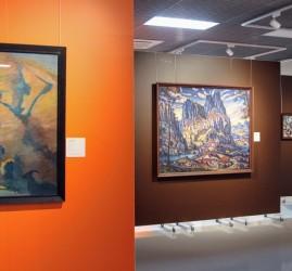 Выставка «Возвращение шедевров ГМИИ РТ из Третьяковской галереи. От Рериха до Кандинского»