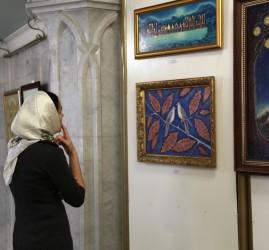 Выставка «Волшебный мир»