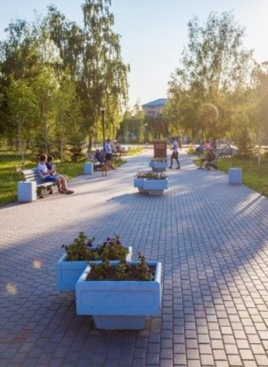 Сквер «Дербышки»