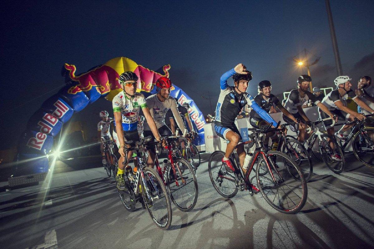 Велогонки «Red Bull Trans-Siberian Extreme» 2017