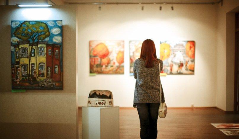 Акция «Библионочь» вНациональной художественной галерее «Хазинэ» 2019