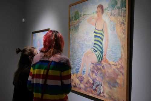 Выставка «Павел Кузнецов: избранный красотой»