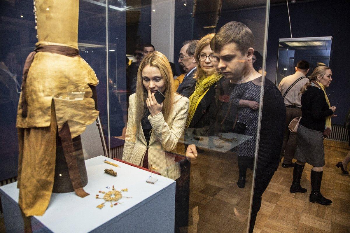 Выставка «Золотая Орда иПричерноморье. Уроки Чингисидской империи»