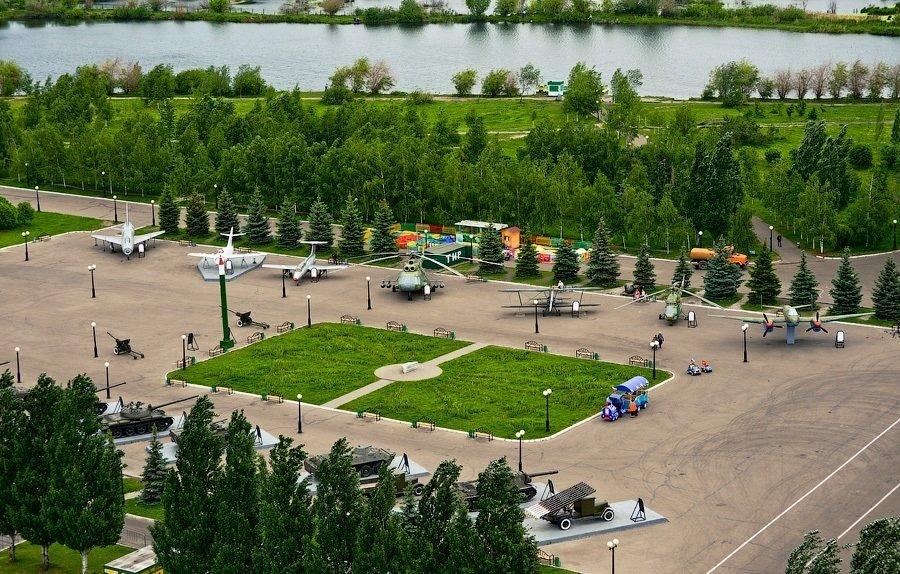 Места Для Знакомств Парк Победы