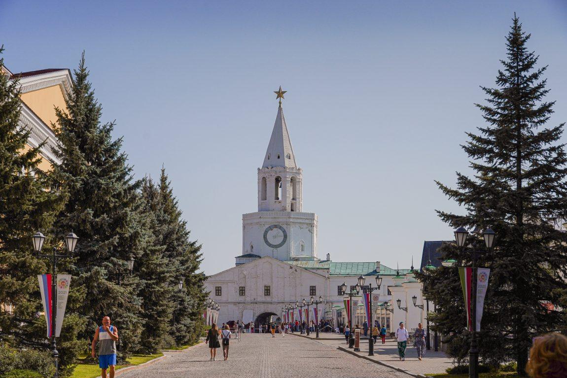 Проект «Пушкинская карта» в«Казанском Кремле» 2021