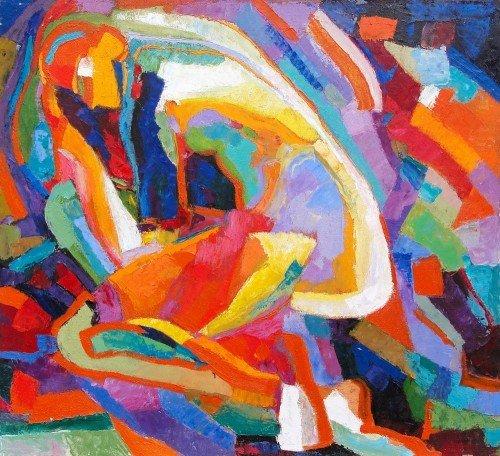 Выставка живописи Владимира Гурьянова «Жизнь вцвете»