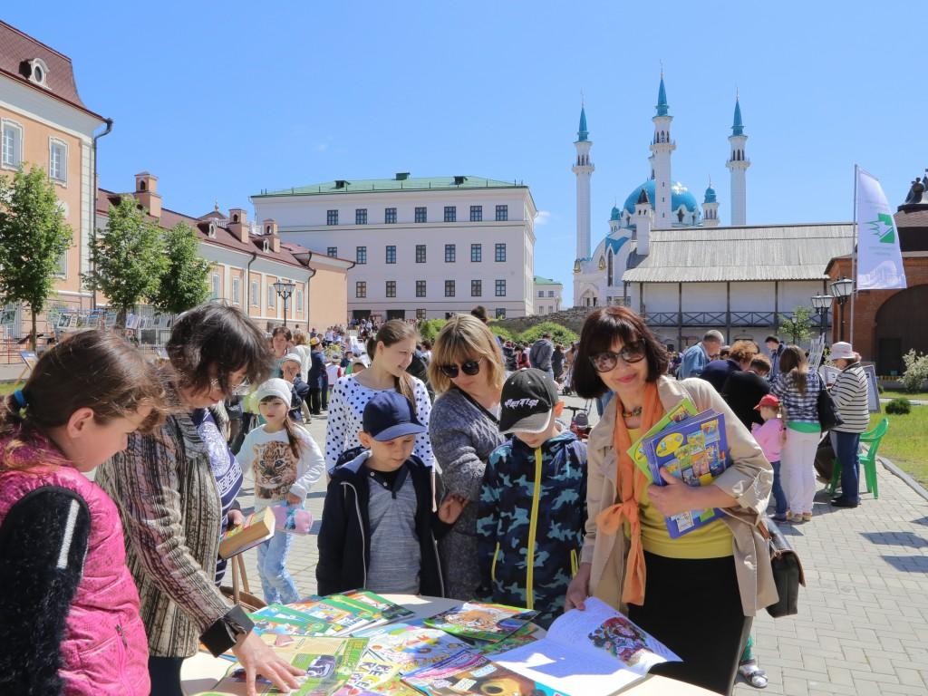 Детский фестиваль «Мы любим Кремль!» 2021