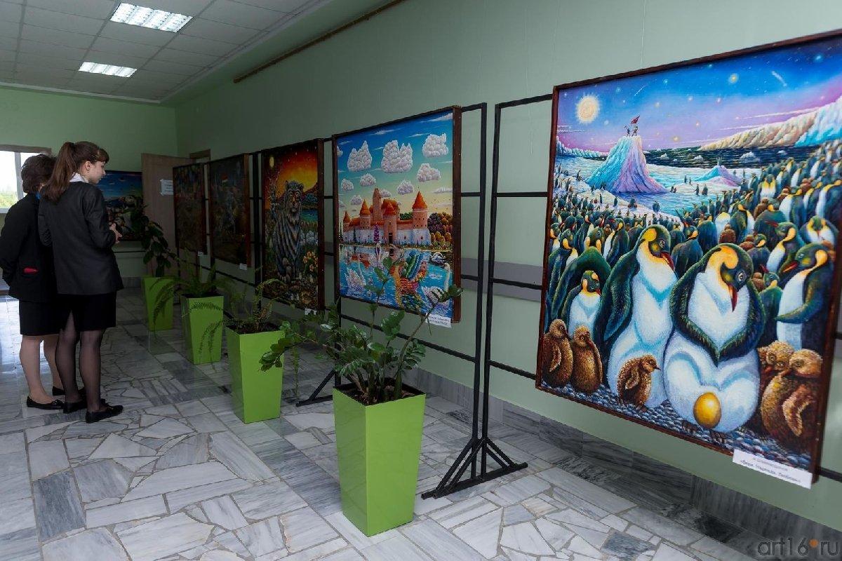 Выставка Альфрида Шаймарданова «Наше все »