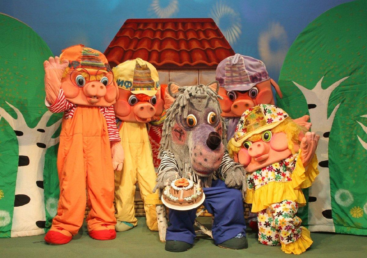 кукольный театр фото картинки жоровна заранее предупредила