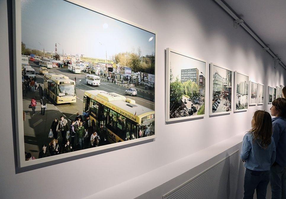 Выставка «Новый пейзаж»
