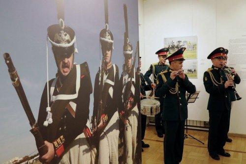 Выставка «О Родине, одоблести иславе...»