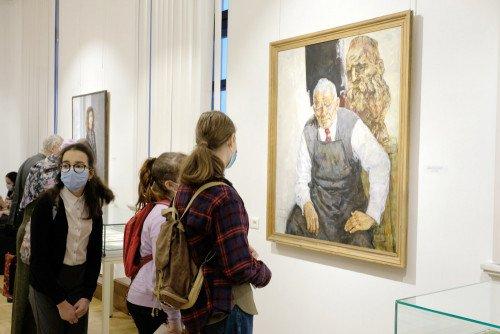 Выставка «Живопись– любовь моя»