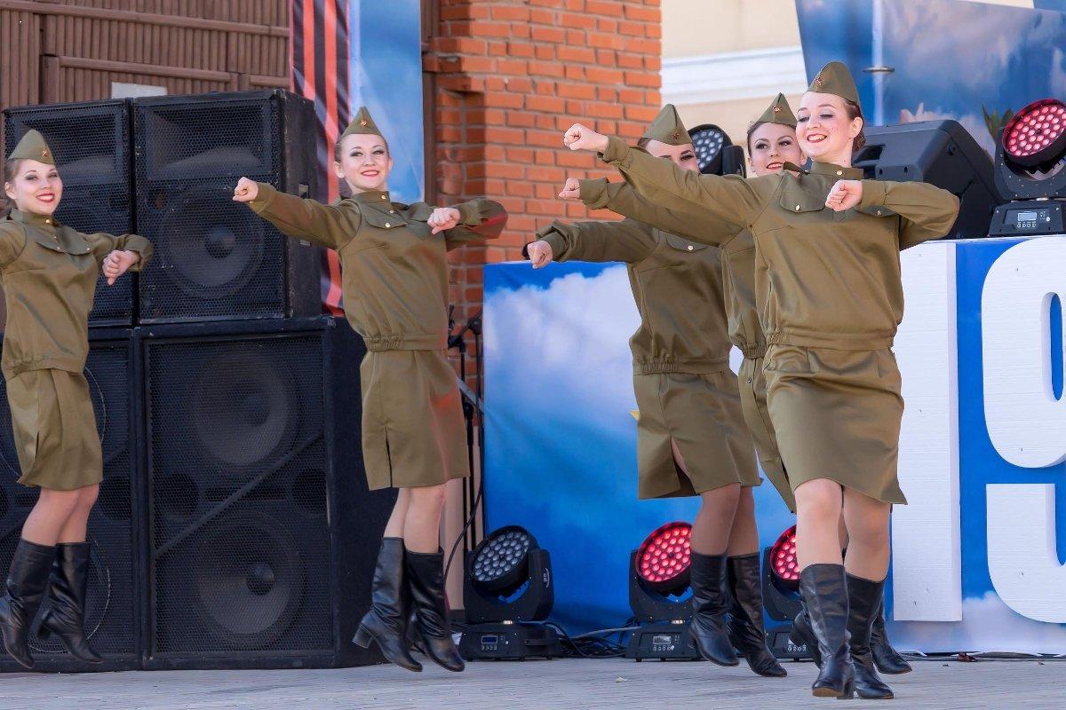 День Победы вКазанском кремле 2018