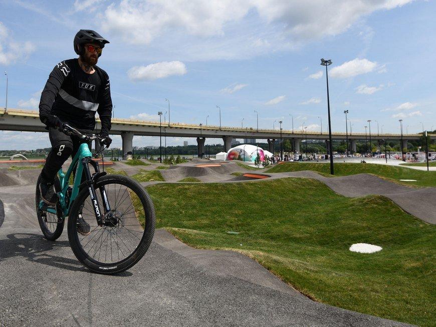 Международные соревнования повелоспорту 2020