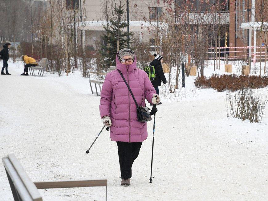 Бесплатные тренировки поскандинавской ходьбе 2019