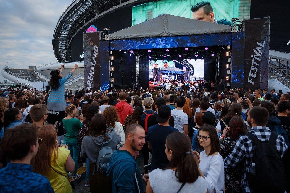 Фестиваль «ARENALAND» 2019