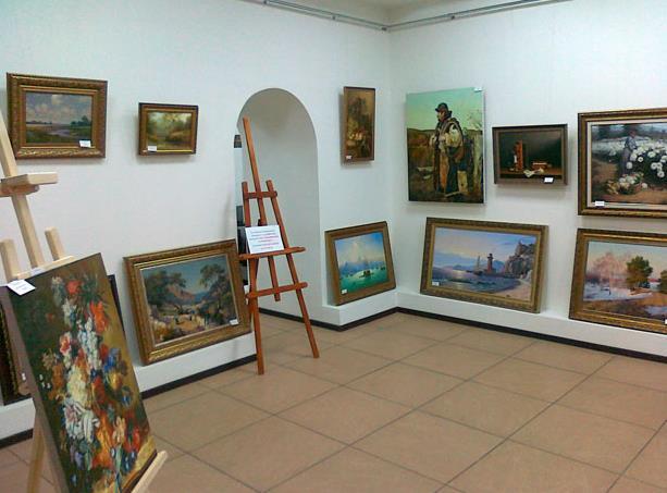 Художественная галерея «A laprima»