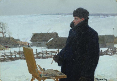 Выставка «Песни ородине Лотфуллы Фаттахова»