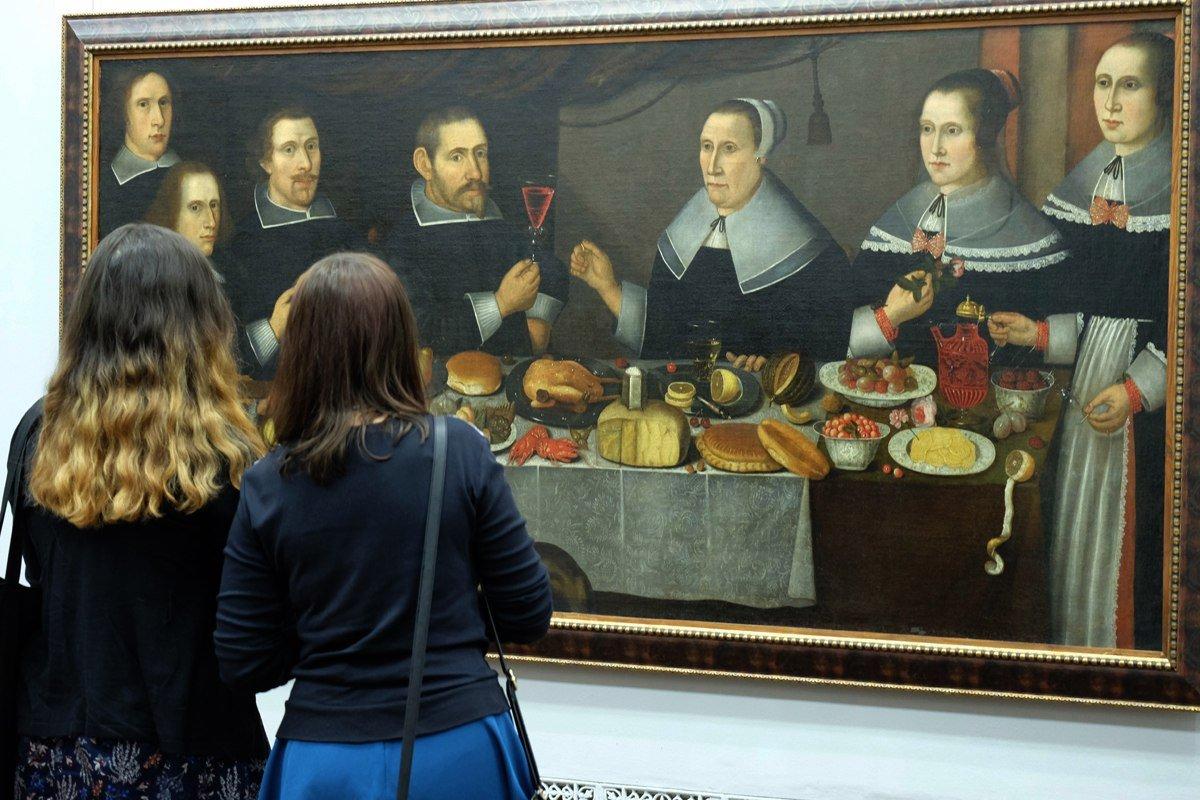 Выставка «Западноевропейское искусство XV–XIX веков»