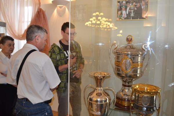 Выставка «Татарстан– спортивная республика»