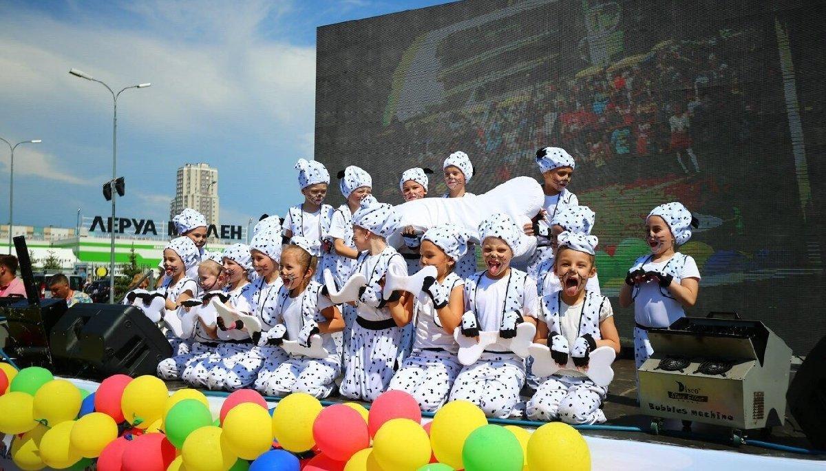 Фестиваль «Парад детей» 2019