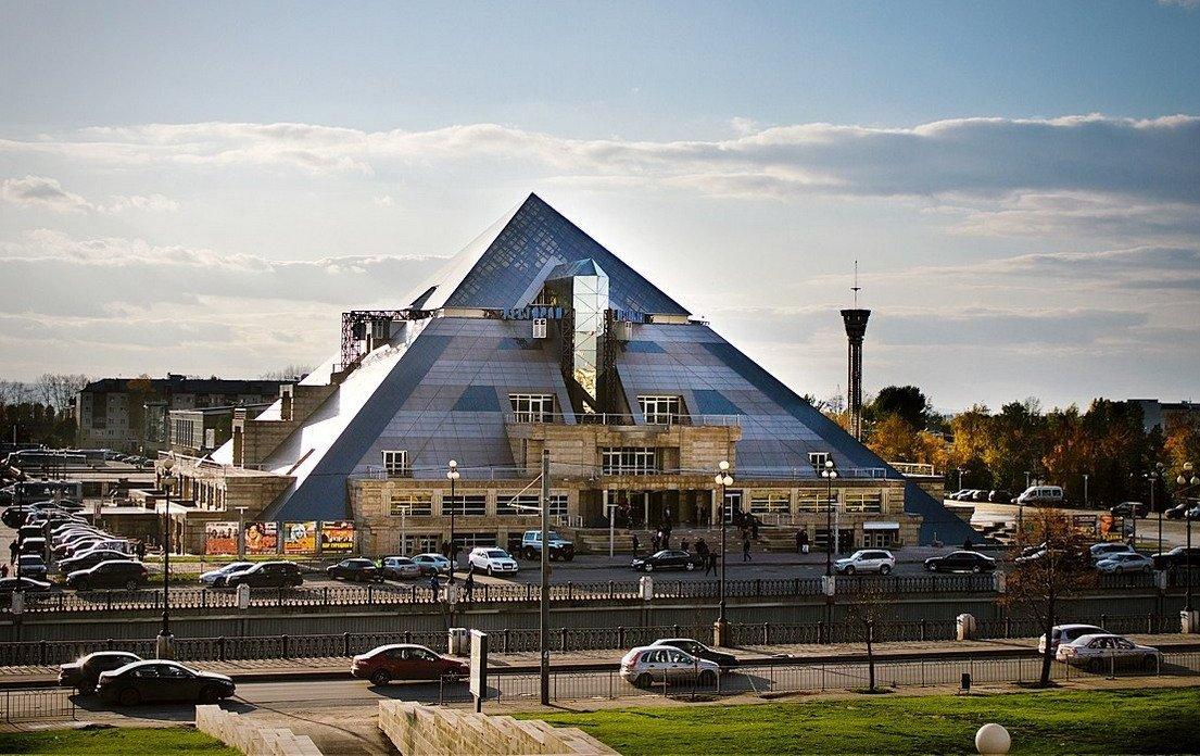 Культурно-развлекательный комплекс «Пирамида»