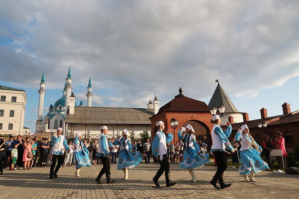 Фестиваль национального костюма 2019