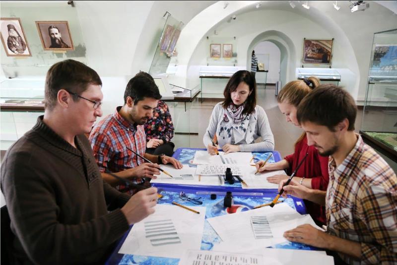 Ноябрь вМузее истории Благовещенского собора 2018