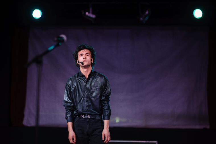 Спектакль «Цой» 2017